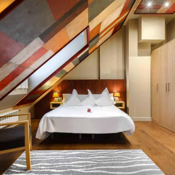 Habitación Hotel la Casueña