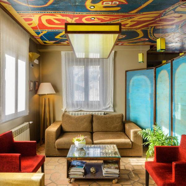 Sala del Hotel la Casueña